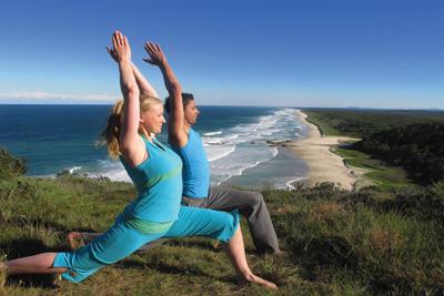 Dru Yoga Class