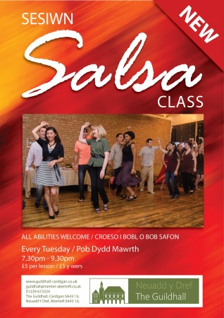 Salsa Class