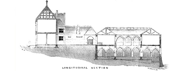 Cardigan Guildhall Plan