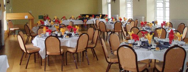 great-hall-brioude-twinning-reception