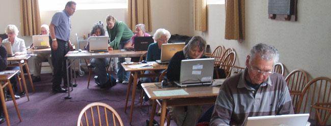Radley Room IT Class
